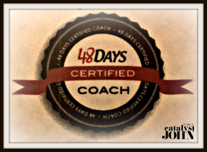 48 Days Certified Coach | Catalyst John