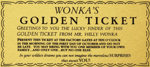 Just like the Wonka factory, you cannot imagine the marvelous surprises that await you!